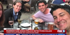 Married San Diego Detectives Killed by Wrong-Way Driver