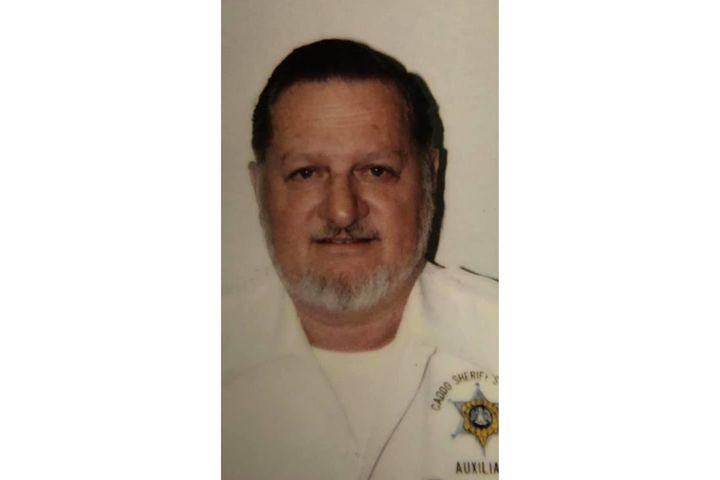 Caddo Parish Auxiliary Sheriff's Deputy Lonnie Thacker, 82, was killed in an on-duty crash Friday. (Photo: Caddo Parish SO/Facebook) -