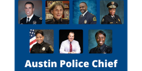 City Manager Names Finalists for Austin Police Chief