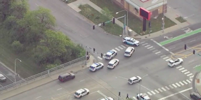 ATF Agents, Chicago Officer Shot in Unmarked Vehicle