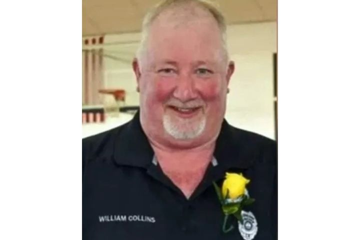 """William """"Billy"""" Earl Collins, Jr. was a full-time deputy at the Bayou Dorcheat Correction Center and was serving part-time as a Doyline police officer when he was killed. (Photo: Webster Parish SO) -"""