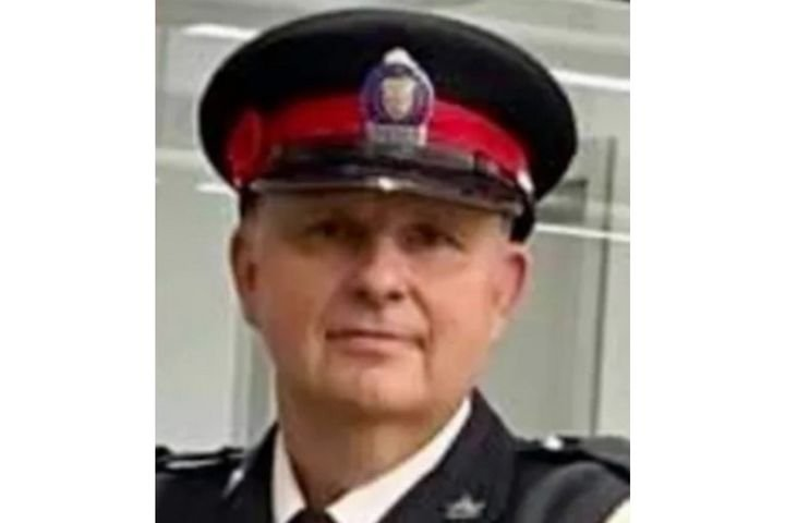 Const. Jeffrey Northrupwas killed after being struck by a vehicle in the parking garage at Toronto city hall earlyFriday morning. (Photo: Toronto PD) -
