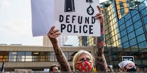 Officials in Major Cities Defunded Police While Spending Millions on Their Security