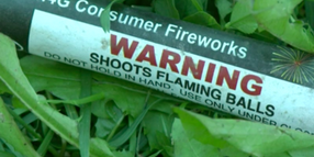 Crowd Assaults Maine Officers with Fireworks