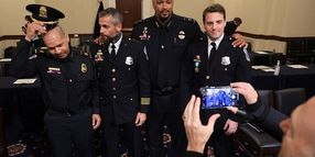 Congressional Hearings on Jan. 6 Riots Begin with Testimony from Officers