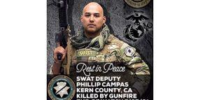 CA Deputy Killed at Domestic Violence Standoff