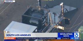 Investigators: LAPD Underestimated Explosive Weight Before Devastating Fireworks Accident