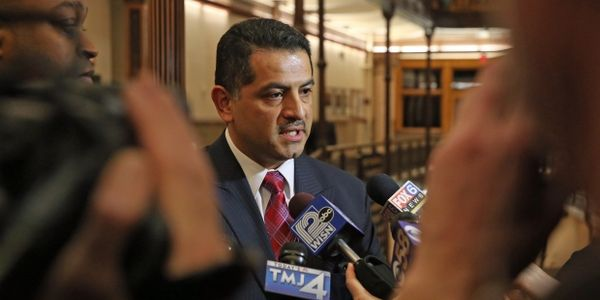 Former Milwaukee Police Chief Alfonso Morales is suing the city over his demotion. (Photo:...