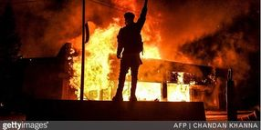 Poll: Voters Want Congress to Investigate 2020's Anti-Police Riots