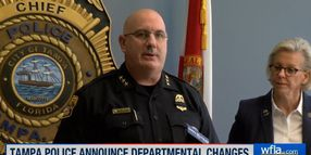 Tampa Chief Announces He is Retiring
