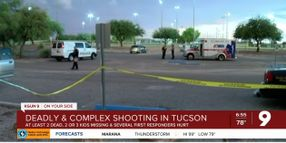 AZ Officer Shoots Gunman, Ending Deadly Rampage Targeting EMTs and Firefighters