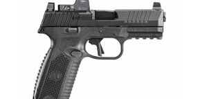 LAPD Selects the FN 509 MRD-LE as New Duty Pistol