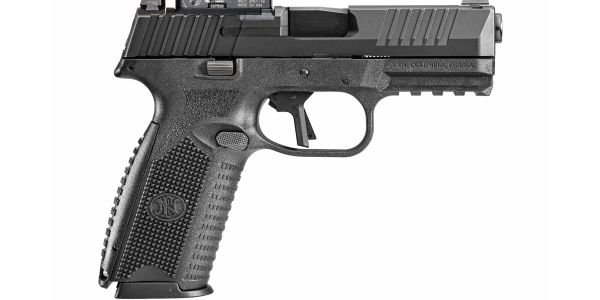 FN 509 MRD-LE fitted with Trijicon RMR red dot sight. (Photo: FN)