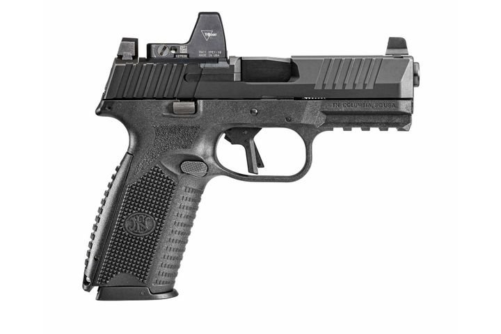 FN 509 MRD-LE fitted with Trijicon RMR red dot sight. (Photo: FN) -