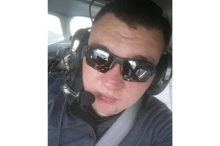 Officer Brian Pierce Jr., 24, of the Brooklyn (IL) Police Department was struck by a car pursued by other officers. He was deploying spikes when he was killed. (Photo: Family Provided to St. Louis Today) -