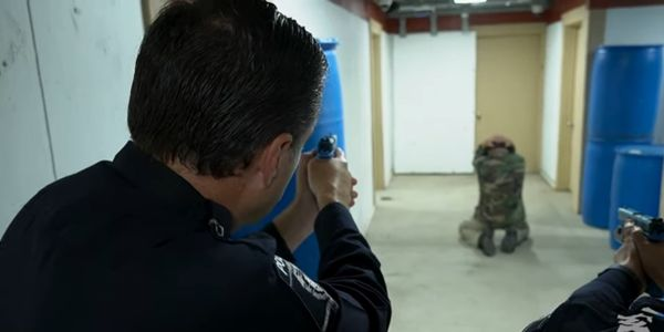 Charlotte Opens Police De-Escalation Training Center