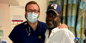 Charlotte Detective Says He Will Return to Duty After Double Organ Transplant