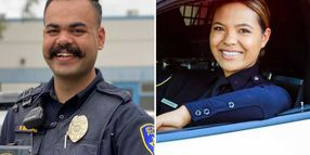 CA Officers Seriously Critically Injured in Head-On Crash