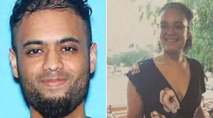 Imran Ali Rasheed allegedly killed Lyft driverIsabella Lewis in Garland, TX, before he was killed in aPlano police station shootout. (Photo: Police) -