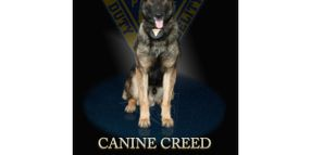 NJ K-9 Stabbed, Trooper Attacked with Flashlight