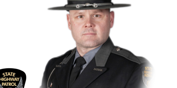 Sergeant Jared M. Ulinski of the Ohio State Highway Patrol was found dead on duty. (Photo: OSHP)