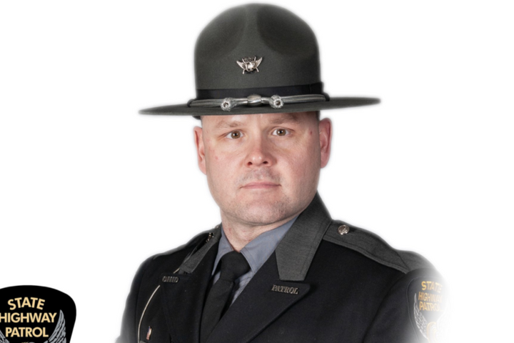 Sergeant Jared M. Ulinski of the Ohio State Highway Patrol was found dead on duty. (Photo: OSHP) -