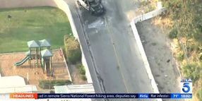 CA Officers Wounded in Gunfight with Suspect Accused of Ambushing Deputy