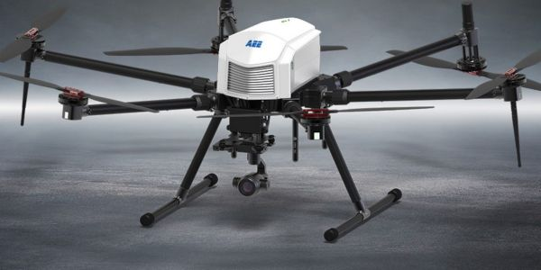 AEE Introduces Mach 6 Commercial UAV with 13-Pound Payload