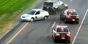 Sex Crimes Suspect Leads MN Deputies, Officers on Wild Pursuit