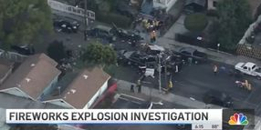 Report: LAPD Overloaded Bomb Containment Vessel Before Explosion That Injured Officers and Residents