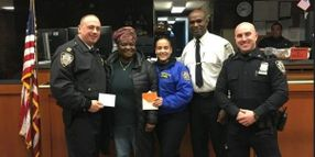 New York Woman Writing Thank You Notes to Every NYPD Officer