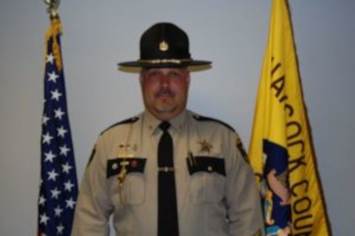 Deputy Luke Gross of the Hancock County (ME) Sheriff's Office was struck by a vehicle and killed early Thursday. (Photo: Hancock County SO) -