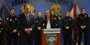 FL Attorney General Backs Federal Bill to Give Cop Killers Capital Punishment
