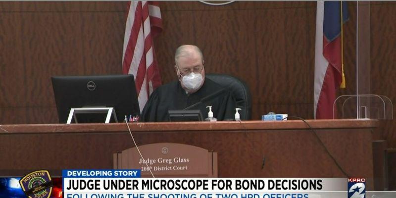Judge Greg Glass lowered the bond on accused cop killerDeon Ledet in November. Ledet reportedly...