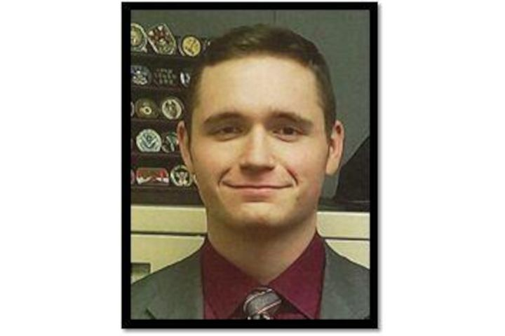 Independence, MO, officerBlaize Madrid-Evans, 22, was shot and killed Wednesday. He had was still in field training. (Photo: Independence PD) -