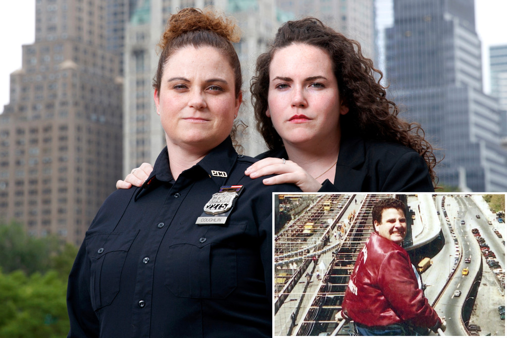 NYPD Sisters Remember Officer Father Killed in 9/11 Attacks