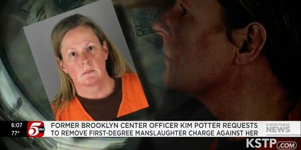 Former Brooklyn Center, MN, officer Kim Potter faces first- and second-degree manslaughter...