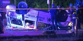 St. Louis Officers Seriously Injured in Rollover Crash