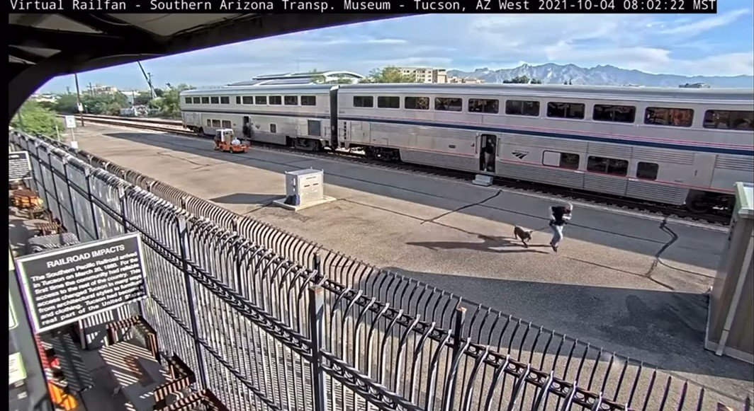 DEA Agent Killed, Another Critically Wounded in AZ Passenger Train Shootout