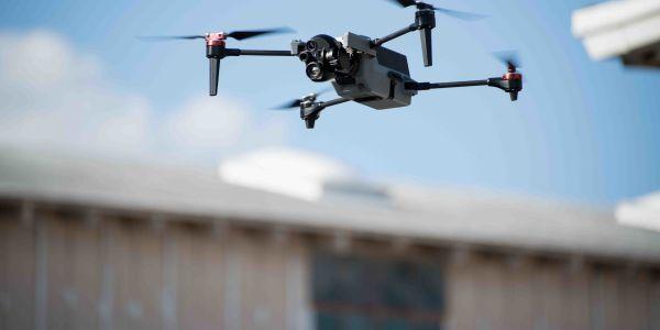 Teledyne FLIR Announces New Tactical Quadcopter