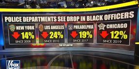 American Police Agencies Losing Diversity