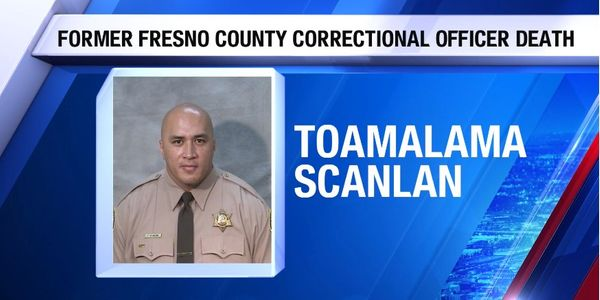 CA Sheriff's Officer Dies from Wounds Suffered in 2016 Shooting