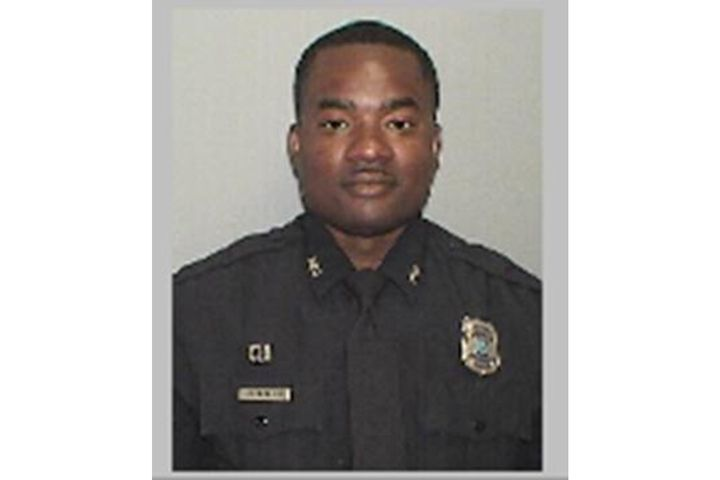 Officer Darrel Adams of the Memphis Police Department was killed Saturday when he was struck by a tractor-trailer at a crash scene. (Photo: Memphis PD/Twitter) -