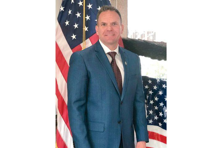Las Vegas police Capt. John Pelletier has been named the next police chief of Maui. (Photo: John Pelletier) -