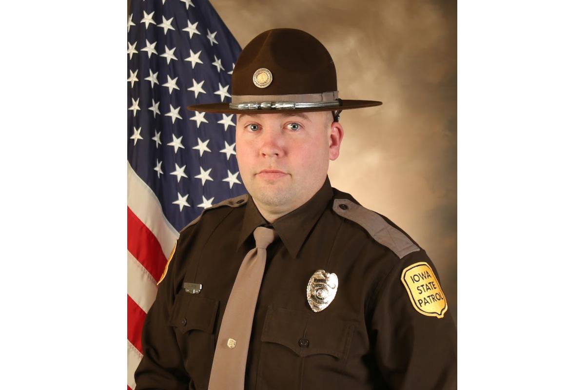 Iowa Trooper Succumbs to Crash Injuries