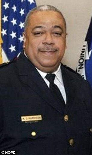 New Orleans Police Superintendent Michael Harrison has been named commissioner of the Baltimore Police Department. (Photo: New Orleans PD) -