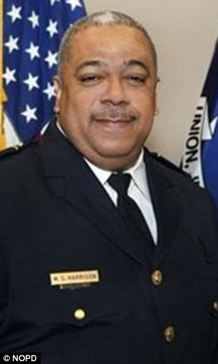 New Orleans Police Superintendent Michael Harrison has been named commissioner of the Baltimore Police Department. (Photo: New Orleans PD)