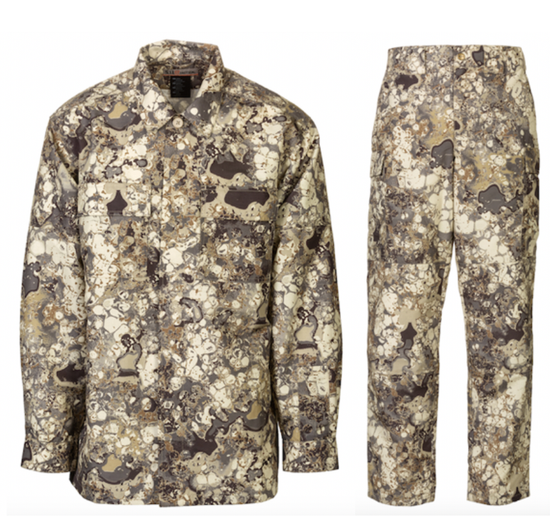 5.11 will be debuting a new colorway, Desert, of its Geo7 Camo collection, which wasfirst launched at SHOT Show 2018. (Photo: 5.11 Tactical)  -