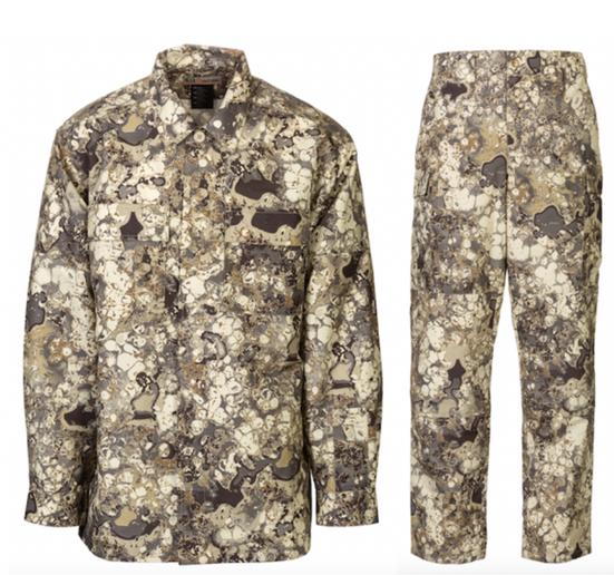 5.11 will be debuting a new colorway, Desert, of its Geo7 Camo collection, which was first launched at SHOT Show 2018. (Photo: 5.11 Tactical)