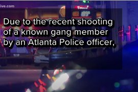 Death Threats Over OIS Prompt Atlanta Police to Issue Alert to Officers